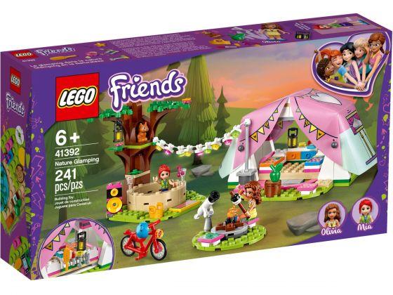 LEGO Friends 41392 Glamping in de natuur