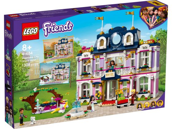 LEGO Friends 41684 Heartlake City Grand Hotel