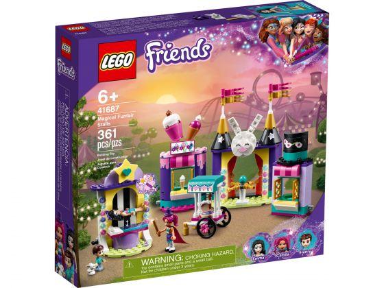 LEGO Friends 41687 Magische kermiskraampjes