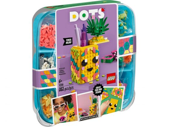LEGO DOTS 41906 Ananas pennenbakje