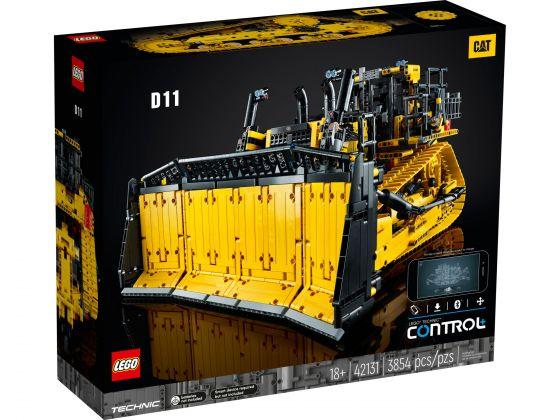 LEGO Technic 42131 Cat D11 Bulldozer met app-besturing