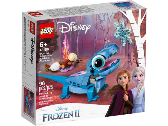LEGO Disney 43186 Bruni de Salamander
