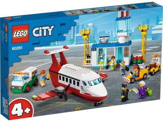 LEGO City 60261 Centrale luchthaven