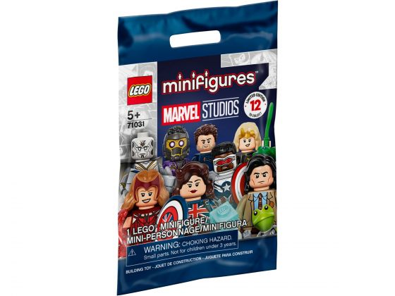 LEGO 71031 Zakje Minifigures Marvel Studios