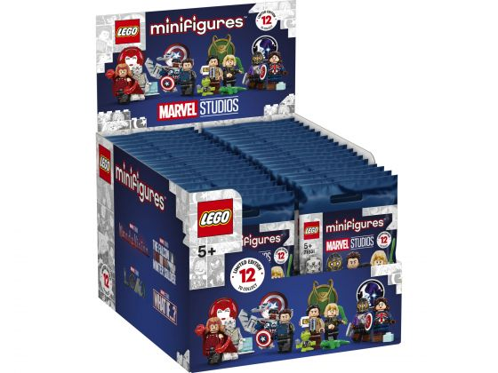 LEGO 71031 Doos Minifigures Marvel Studios