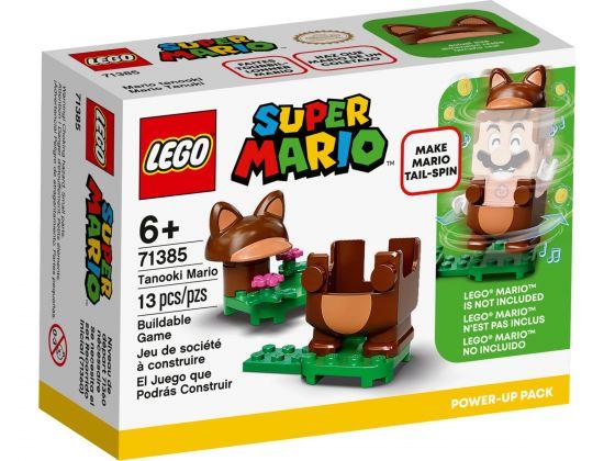 LEGO Super Mario 71385 Power-uppakket: Tanuki-Mario