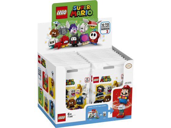LEGO Super Mario 71386 Display Personagepakketten - serie 2