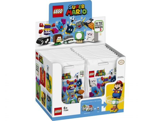 LEGO Super Mario 71394 Display Personagepakketten - serie 3