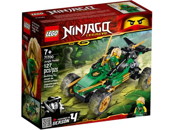 LEGO Ninjago 71700 Jungle aanvalsvoertuig