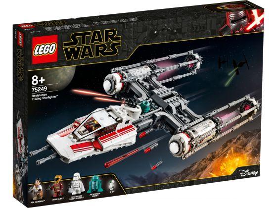LEGO Star Wars 75249 Resistance Y-Wing Starfighter