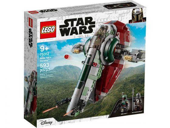 LEGO Star Wars 75312 Boba Fett's sterrenschip