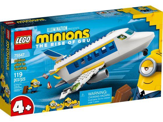 LEGO Minions 75547 Training van Minion-piloot