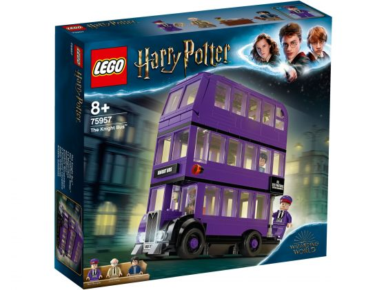 LEGO Harry Potter 75957 De Collectebus