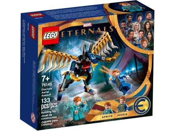 LEGO Marvel 76145 Eternals' luchtaanval