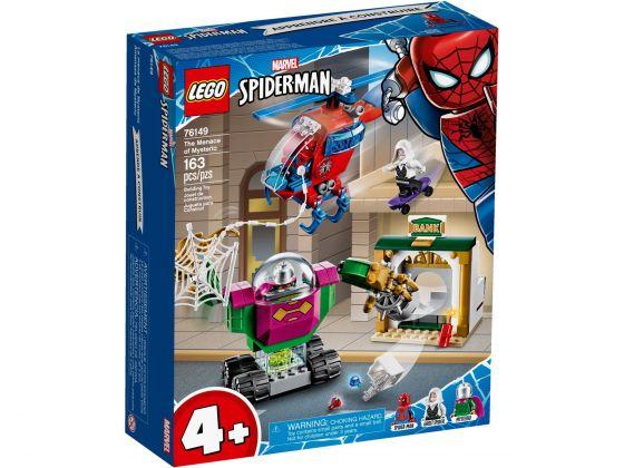 LEGO Super Heroes 76149 De dreiging van Mysterio