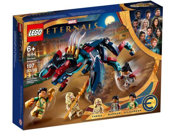 LEGO Marvel 76154 Sluwe hinderlaag!
