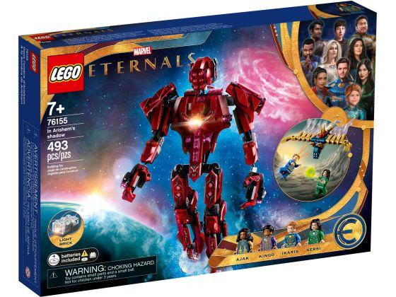 LEGO Marvel Eternals 76155 In de schaduw van Arishem