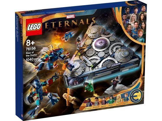 LEGO Marvel 76156 Opkomst van de Domo