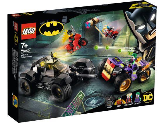 LEGO Super Heroes 76159 Joker's trike achtervolging