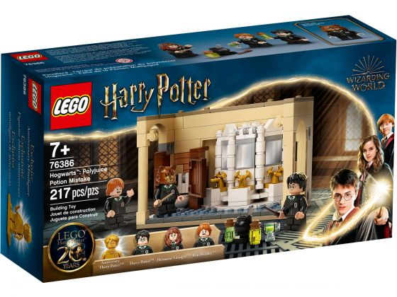 LEGO Harry Potter 76386 Zweinstein: Wisseldrank vergissing