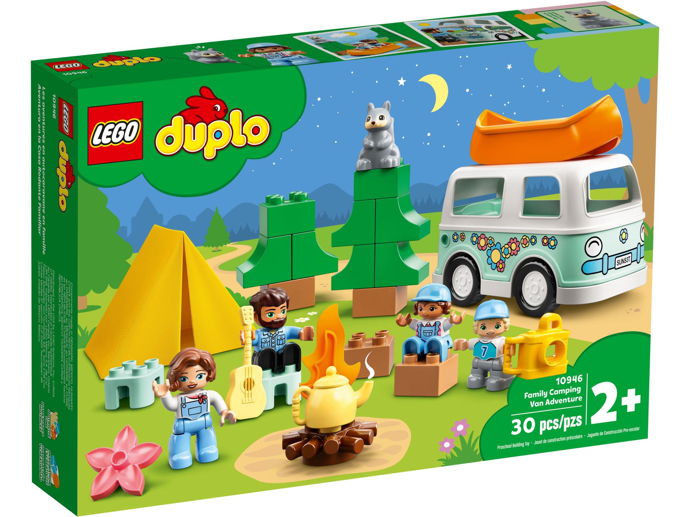LEGO Duplo 10946 Familie camper avonturen