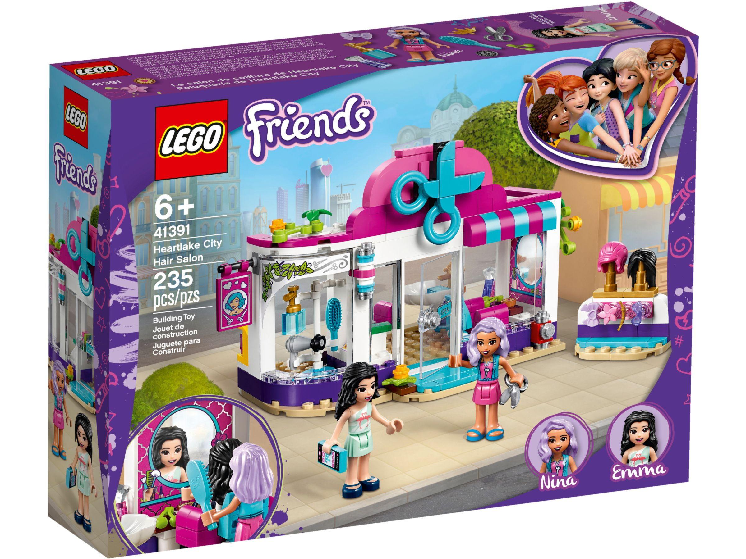 LEGO Friends 41391 Heartlake City kapsalon