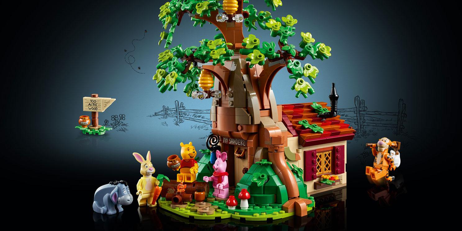 LEGO Ideas Winnie the Pooh (21326)