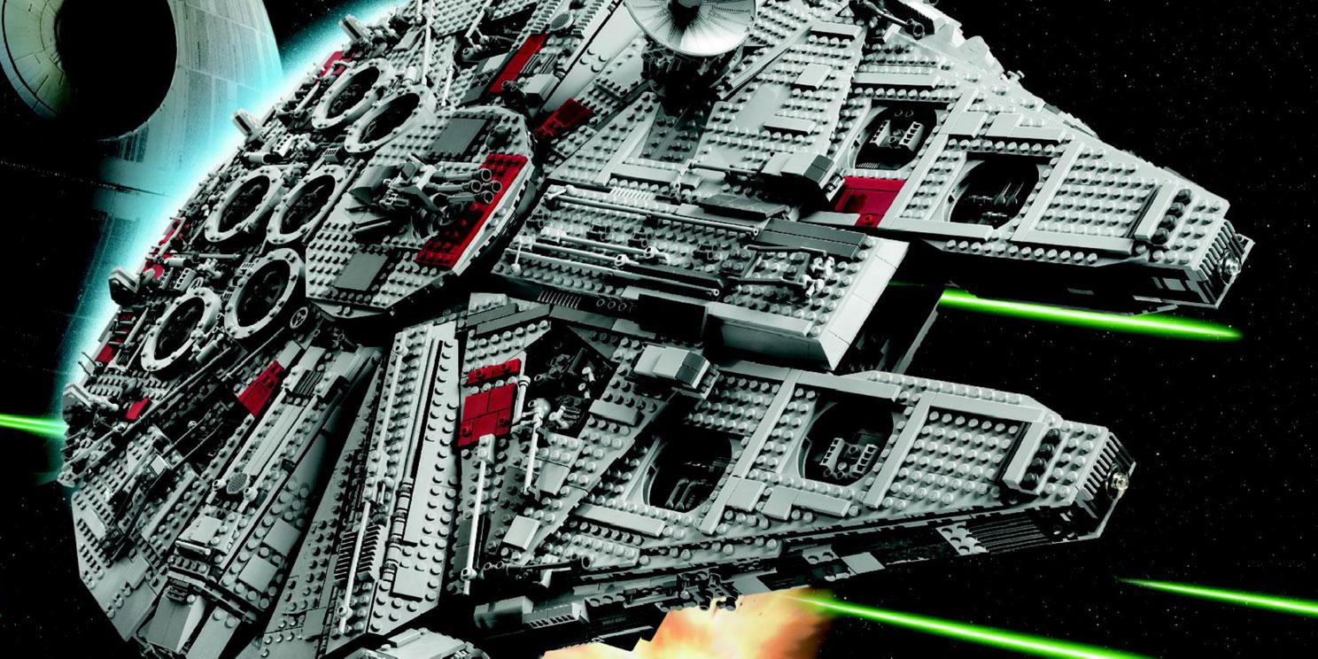 Duurste LEGO set ooit online geveild: € 5.000,-