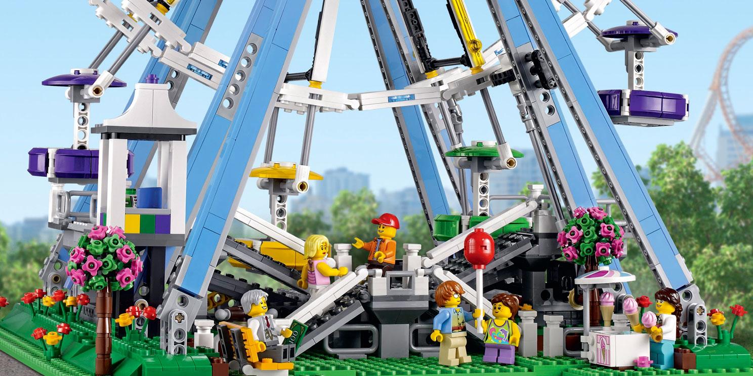 LEGO 10247 Reuzenrad aangekondigd