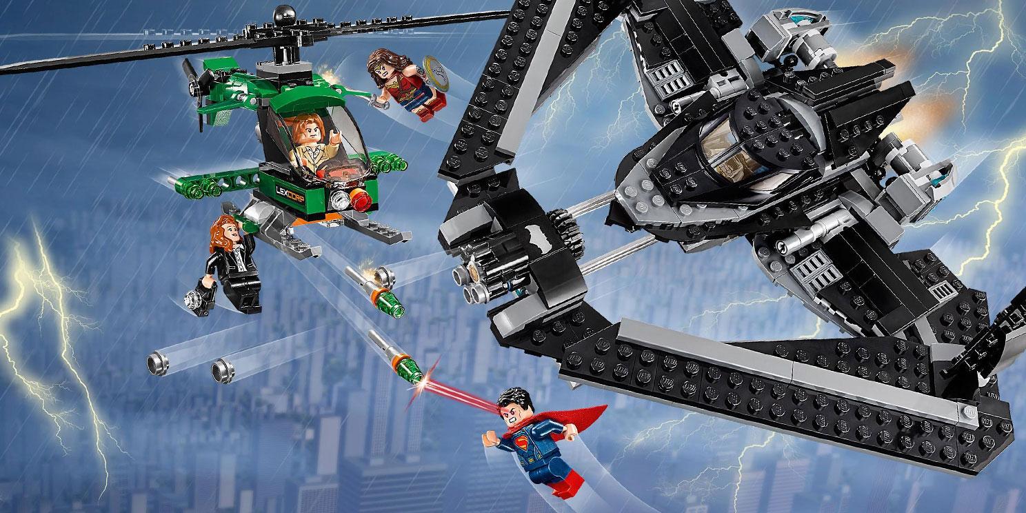 LEGO Super Heroes: sterker dan ooit !