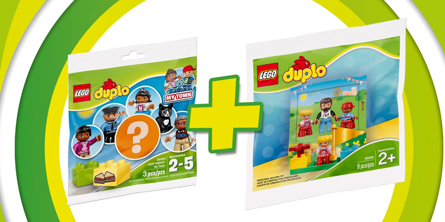 Gratis cadeau bij LEGO DUPLO
