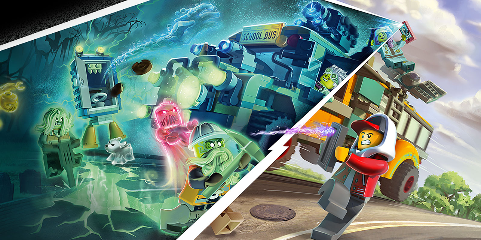 Nieuw: LEGO Hidden Side