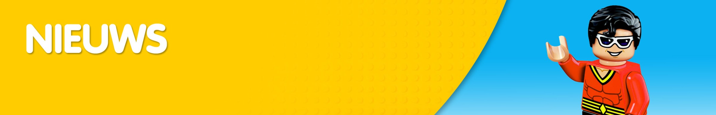 Banner LEGO Nieuws  - Misterbricks