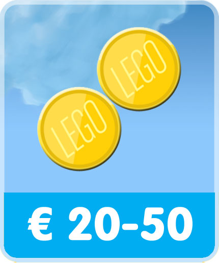 LEGO Sets tot 50 euro