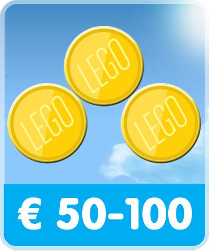 LEGO Sets tot 100 euro