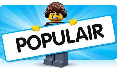 Check onze populairste LEGO sets