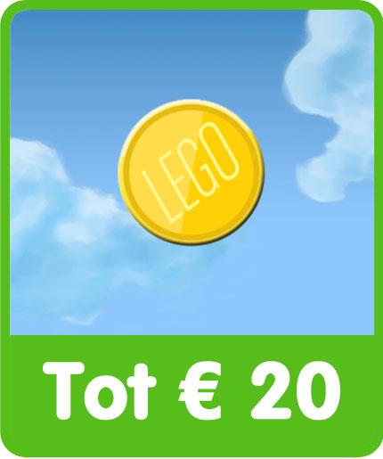 LEGO Sets tot 20 euro